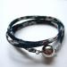 Bracelet liberty bleu nuit